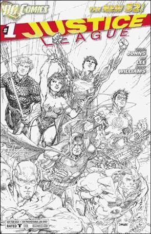 Justice League (2011) 1-F