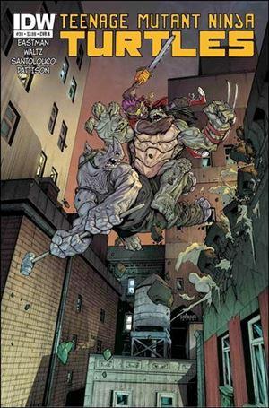 Teenage Mutant Ninja Turtles (2011) 39-A