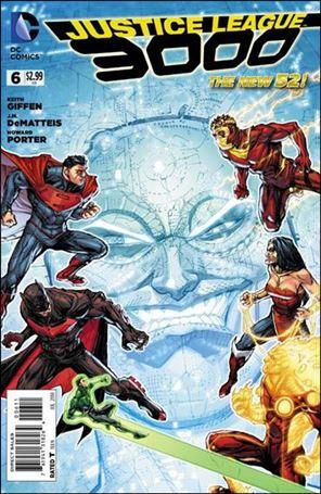 Justice League 3000 6-A