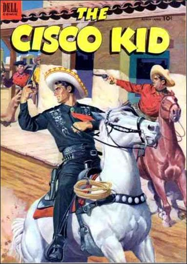 Cisco Kid (1951) 14-A by Dell