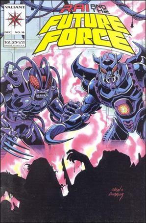 Rai and the Future Force 16-A