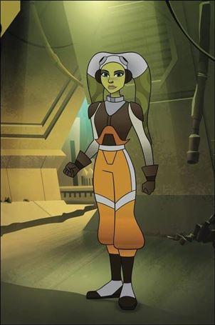 Star Wars Adventures: Forces of Destiny: Hera 1-C