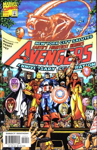 Avengers (1998) 10-A by Marvel