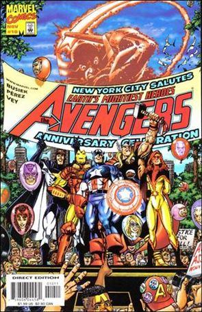 Avengers (1998) 10-A