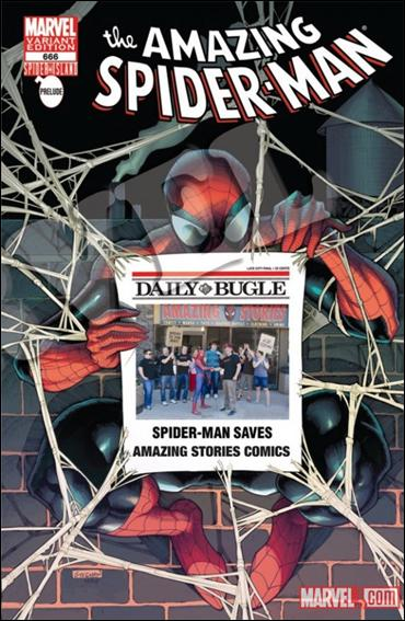 Amazing Spider-Man (1963) 666-MG by Marvel