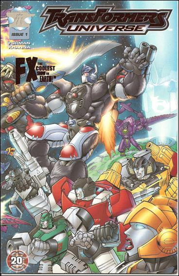 Transformers Universe (2003) 1-E by 3H