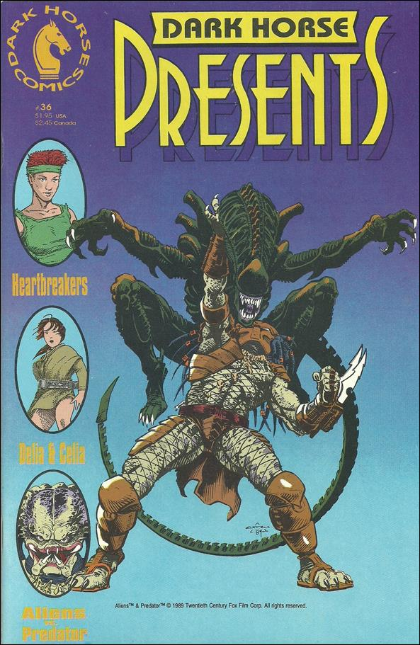 Dark Horse Presents (1986) 36-A by Dark Horse