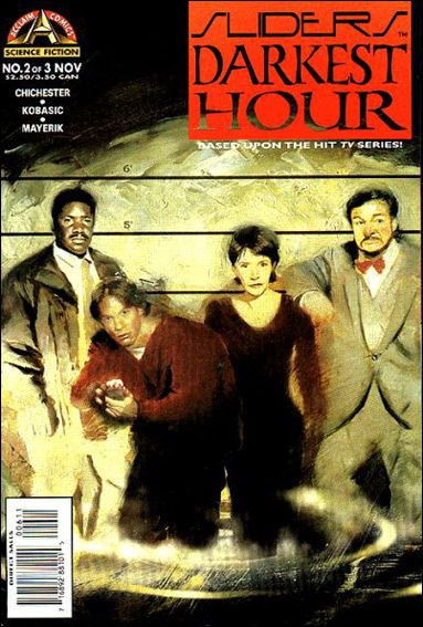 Sliders Darkest Hour 2-A by Acclaim