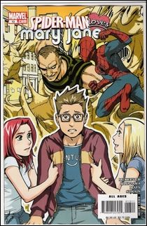 Spider-Man Loves Mary Jane 13-A by Marvel