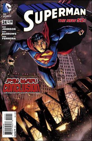 Superman (2011) 24-A