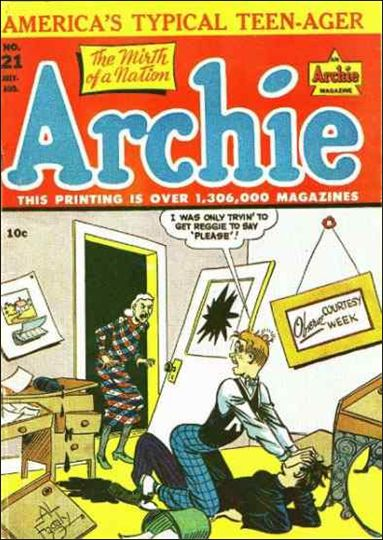 Archie (1942) 21-A by Archie