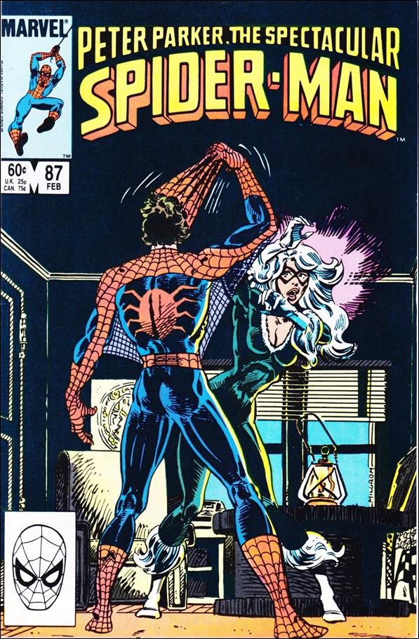 Spectacular Spider-Man (1976) 87-A by Marvel