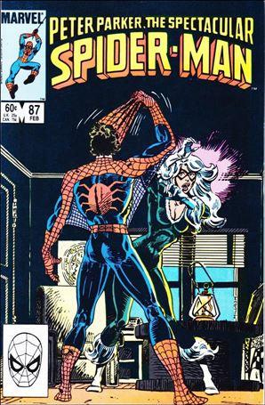 Spectacular Spider-Man (1976) 87-A