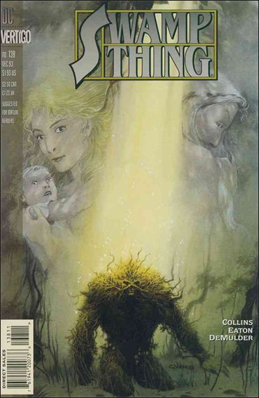 Swamp Thing (1986) 138-A by Vertigo
