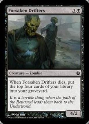 Magic the Gathering: Born of the Gods (Base Set)72-A