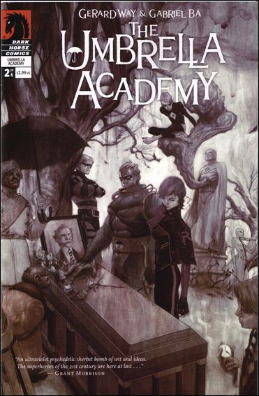 Umbrella Academy: Apocalypse Suite 2-A by Dark Horse