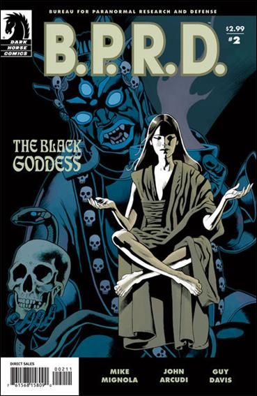 B.P.R.D.: The Black Goddess 2-A by Dark Horse