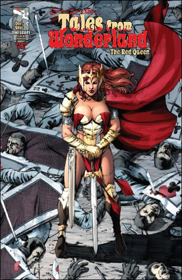 Tales from Wonderland: Red Queen 1-A by Zenescope Entertainment