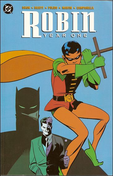 Robin: Year One nn-A by DC