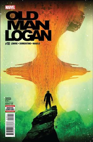 Old Man Logan (2016) 18-A