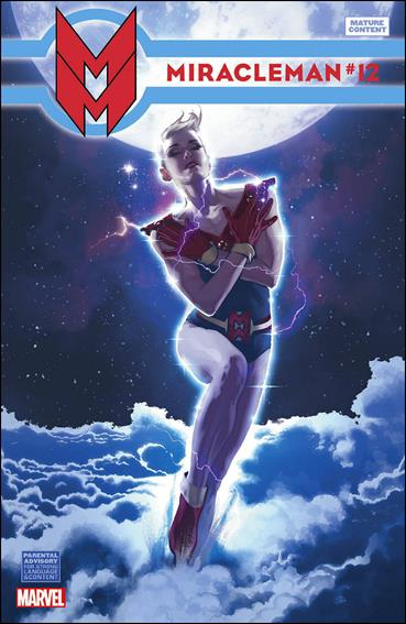 Miracleman (2014) 12-D by Marvel