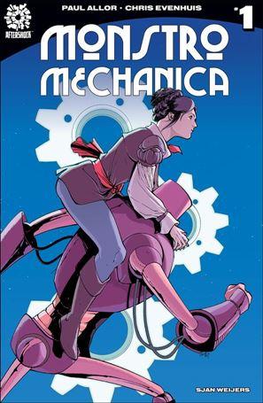 Monstro Mechanica 1-B