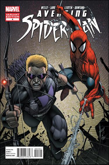Avenging Spider-Man 4-B by Marvel