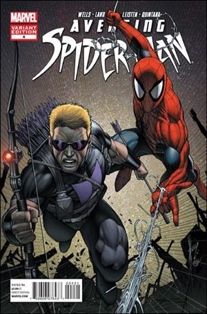 Avenging Spider-Man 4-B