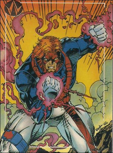 WildC.A.T.s: Set 1 (Base Set) 64-A by Topps