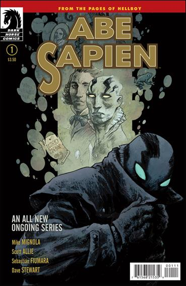 Abe Sapien 1-A by Dark Horse