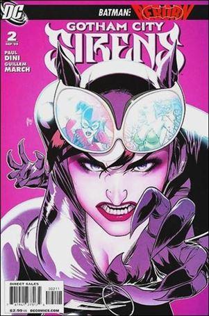 Gotham City Sirens 2-A