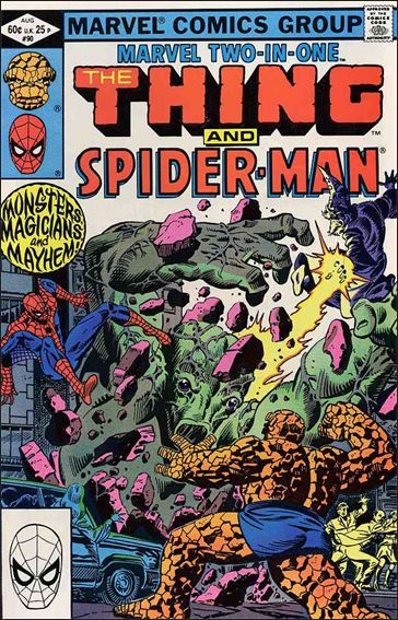 Marvel Two-in-One (1974) 90-A by Marvel