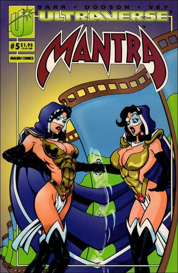 Mantra (1993) 5-A by Malibu