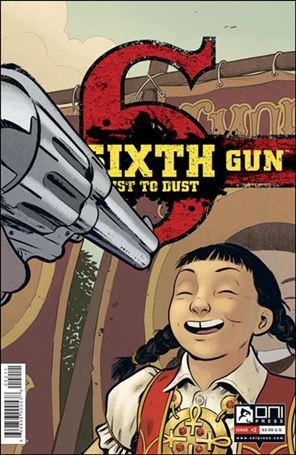 Sixth Gun: Dust to Dust 2-A