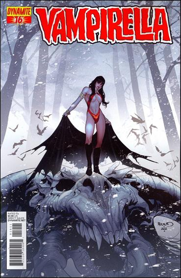 Vampirella (2010) 16-D by Dynamite Entertainment