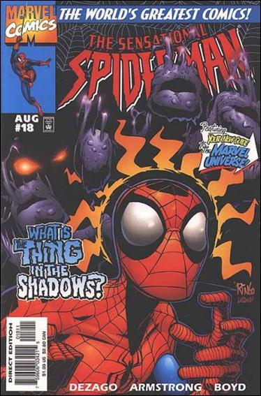 Sensational Spider-Man (1996) 18-A by Marvel