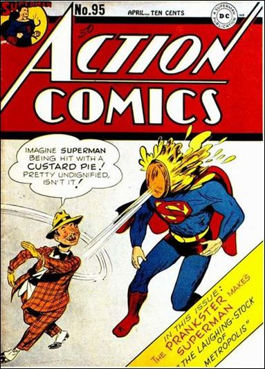 Action Comics (1938) 95-A by DC
