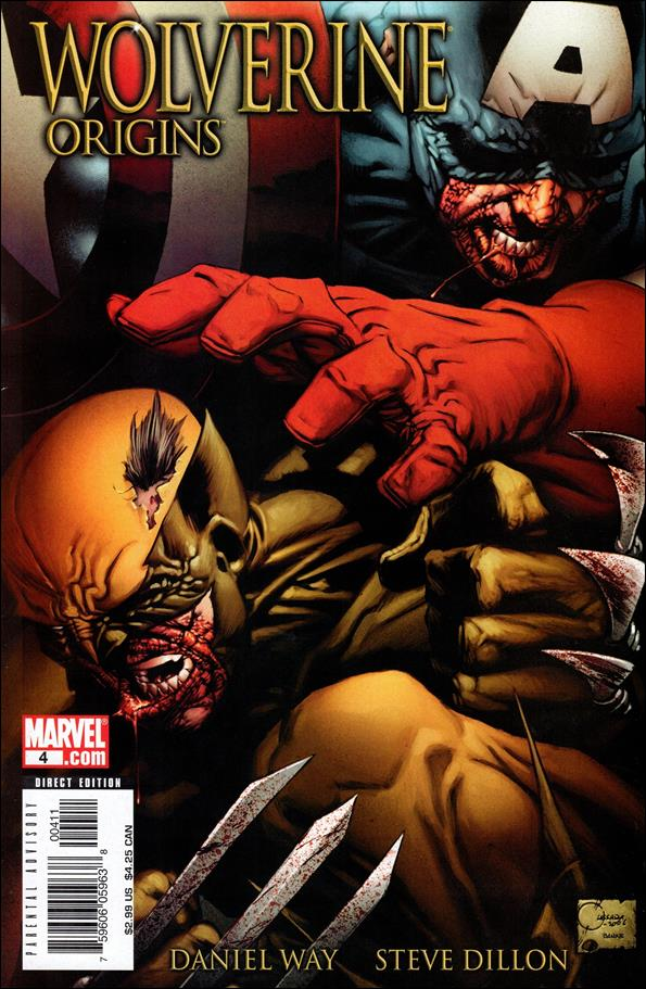 Wolverine: Origins 4-A by Marvel