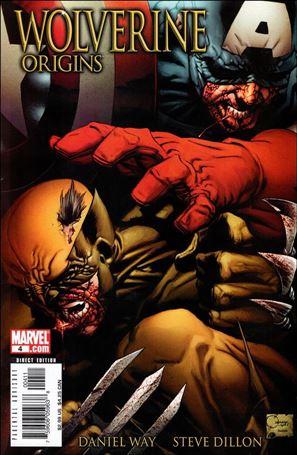 Wolverine: Origins 4-A