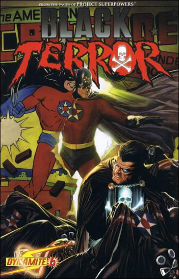 Black Terror (2008) 6-A by Dynamite Entertainment