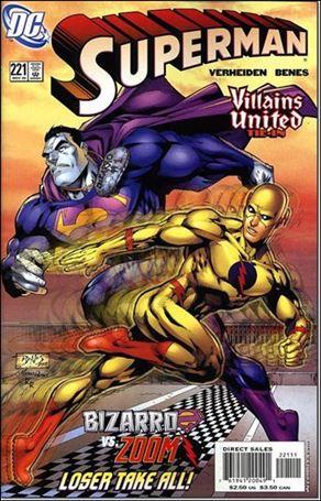 Superman (1987) 221-A