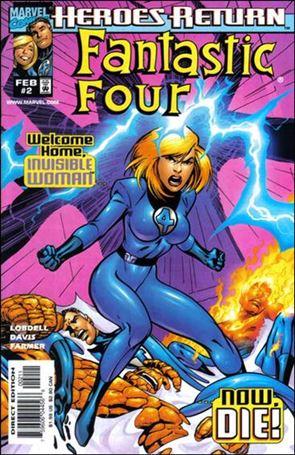 Fantastic Four (1998) 2-A
