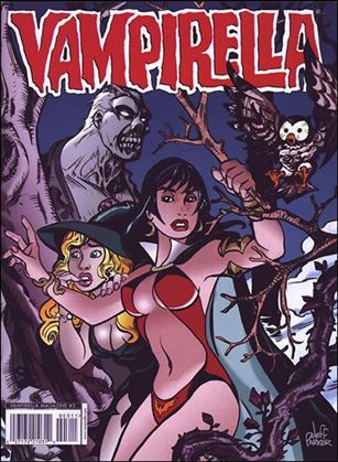 Vampirella Comics Magazine 3-C