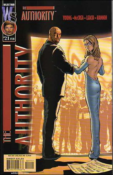 Authority (1999) 21-A by WildStorm