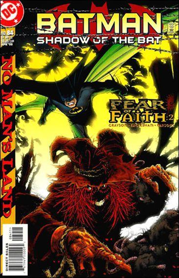 Batman: Shadow of the Bat 84-A by DC