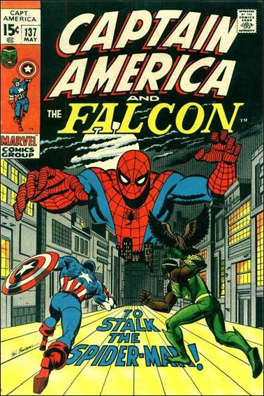 Captain America (1968) 137-A by Marvel
