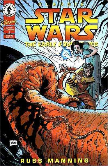 Classic Star Wars: The Early Adventures 8-A by Dark Horse