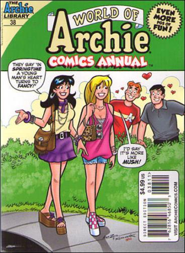 World of Archie Double Digest 38-A by Archie
