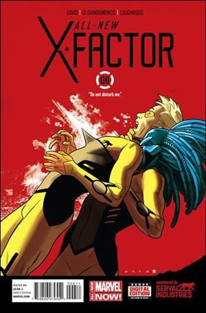 All-New X-Factor 6-A