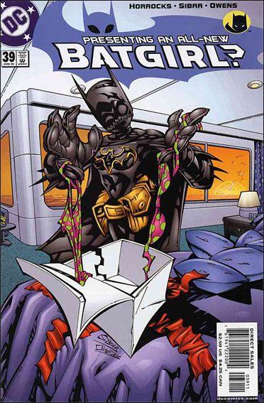 Batgirl (2000) 39-A by DC